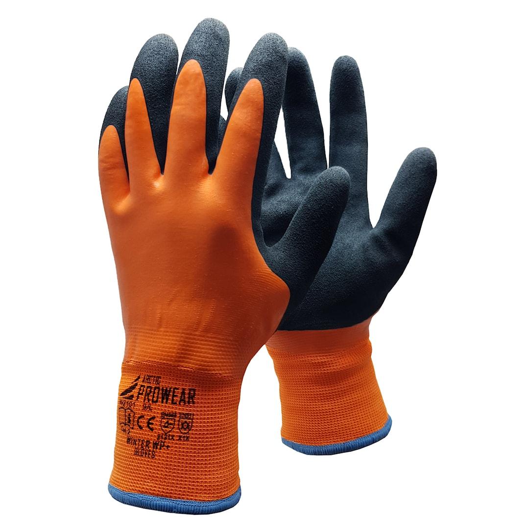 Arctic Prowear vattentäta handskar med foder