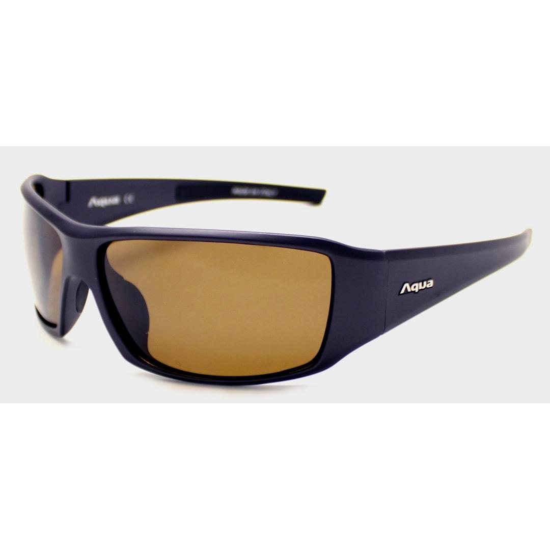 Aqua Perch polariserande solglasögon, bruna