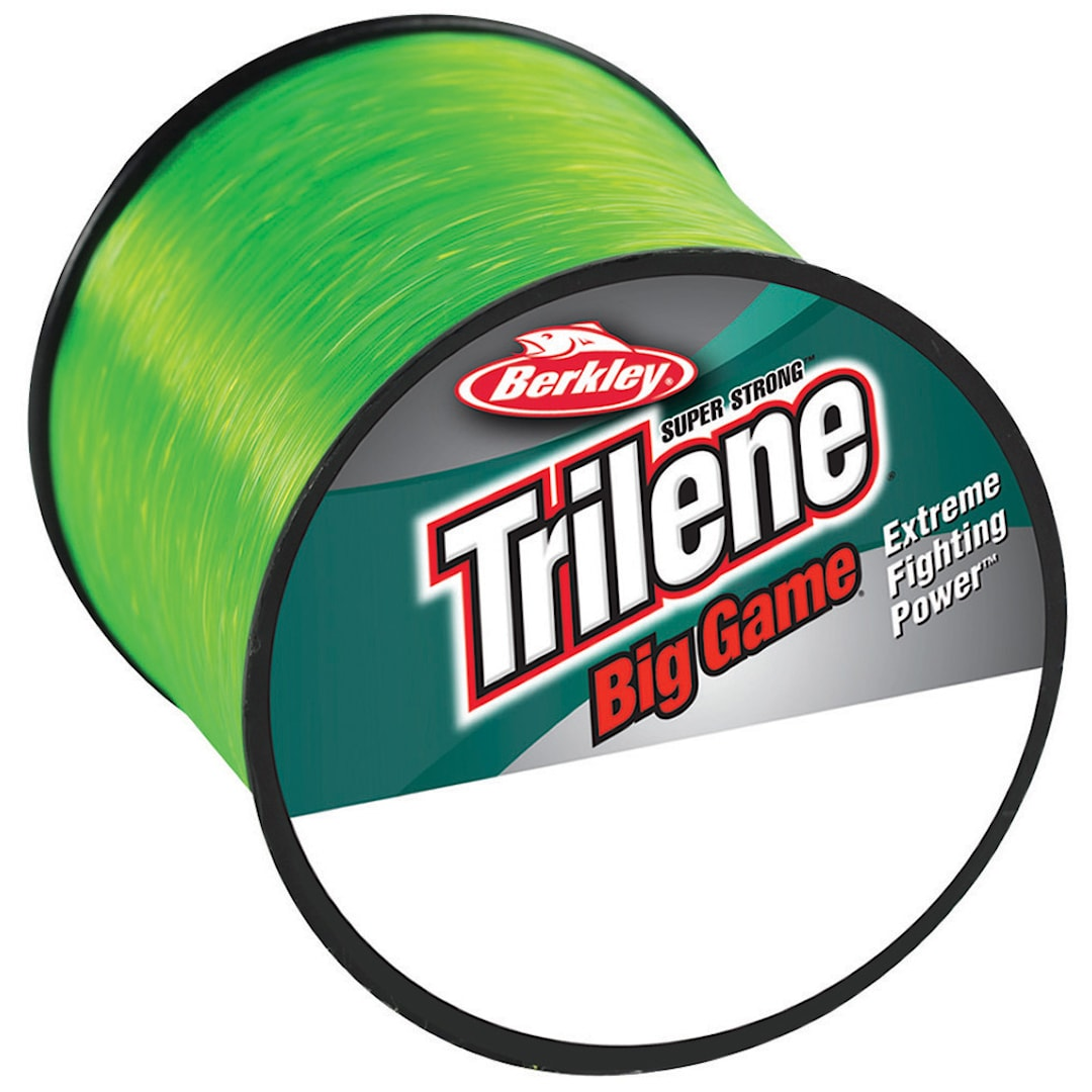 Berkley Trilene Big Game solar monofilament lina