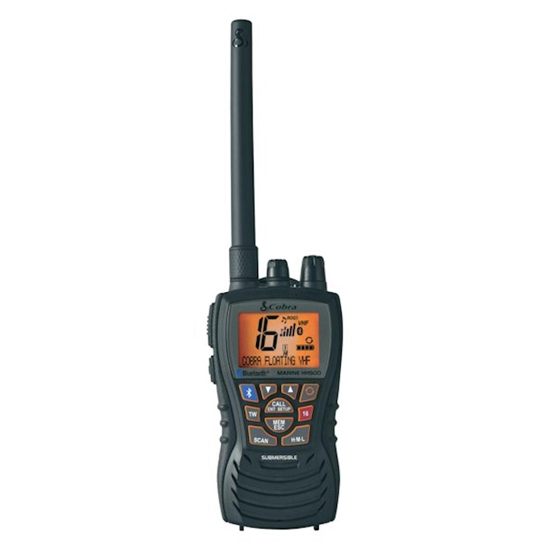 Cobra VHF-telefon MR HH500 FLT BTEU