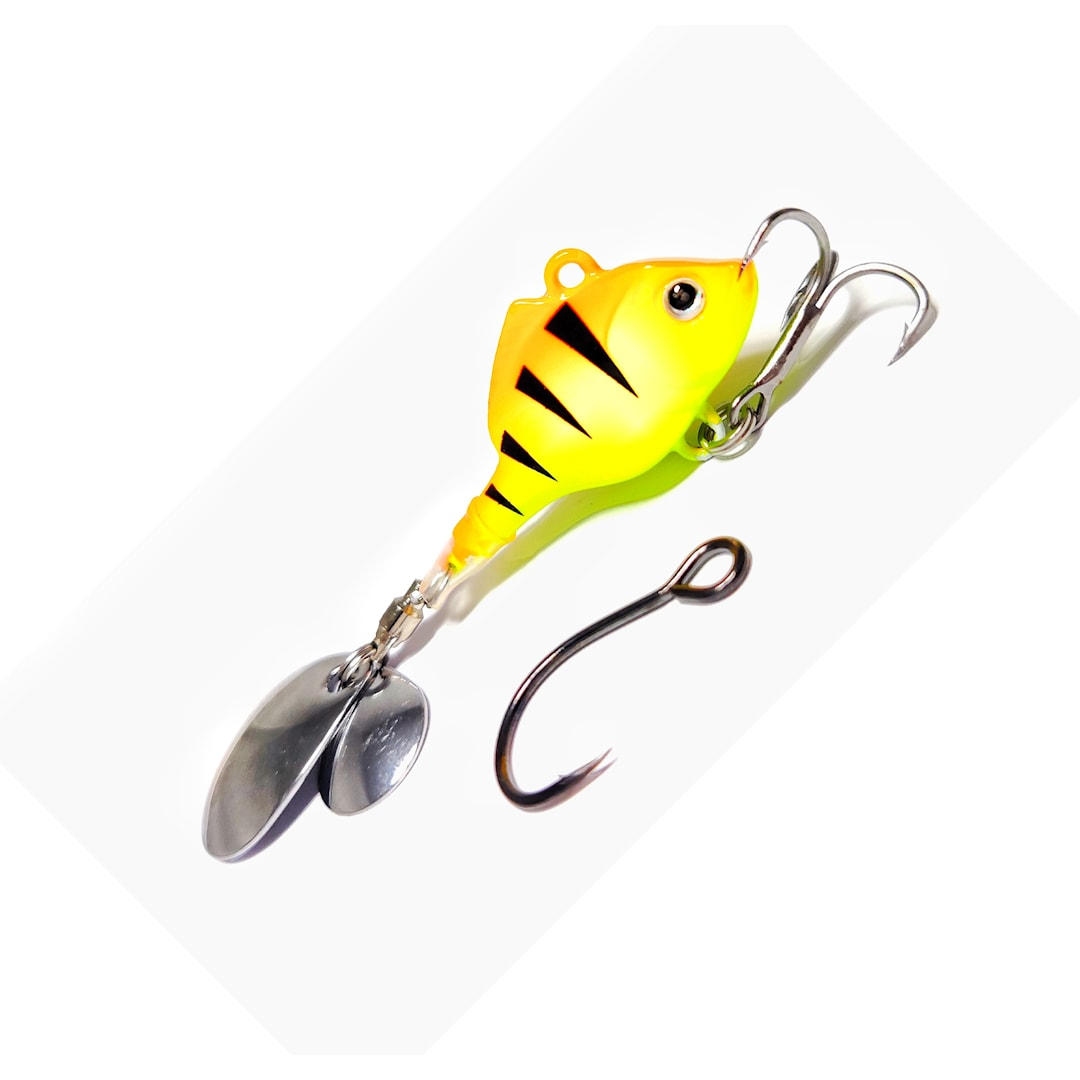 Ruthless Perch Spinner Color 06
