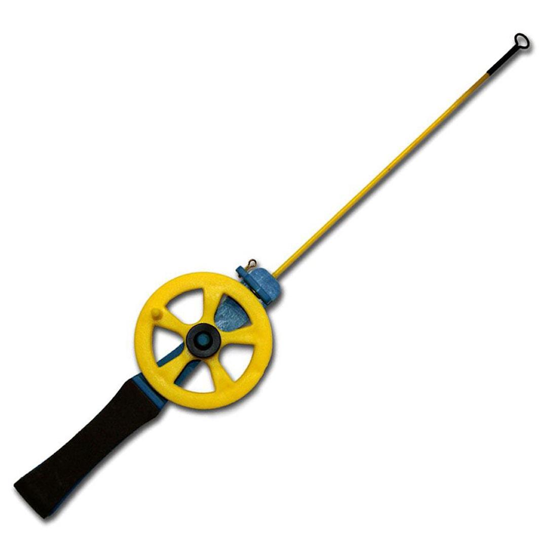 Easy Fishing pimpelspö med glasfibertopp mjuk