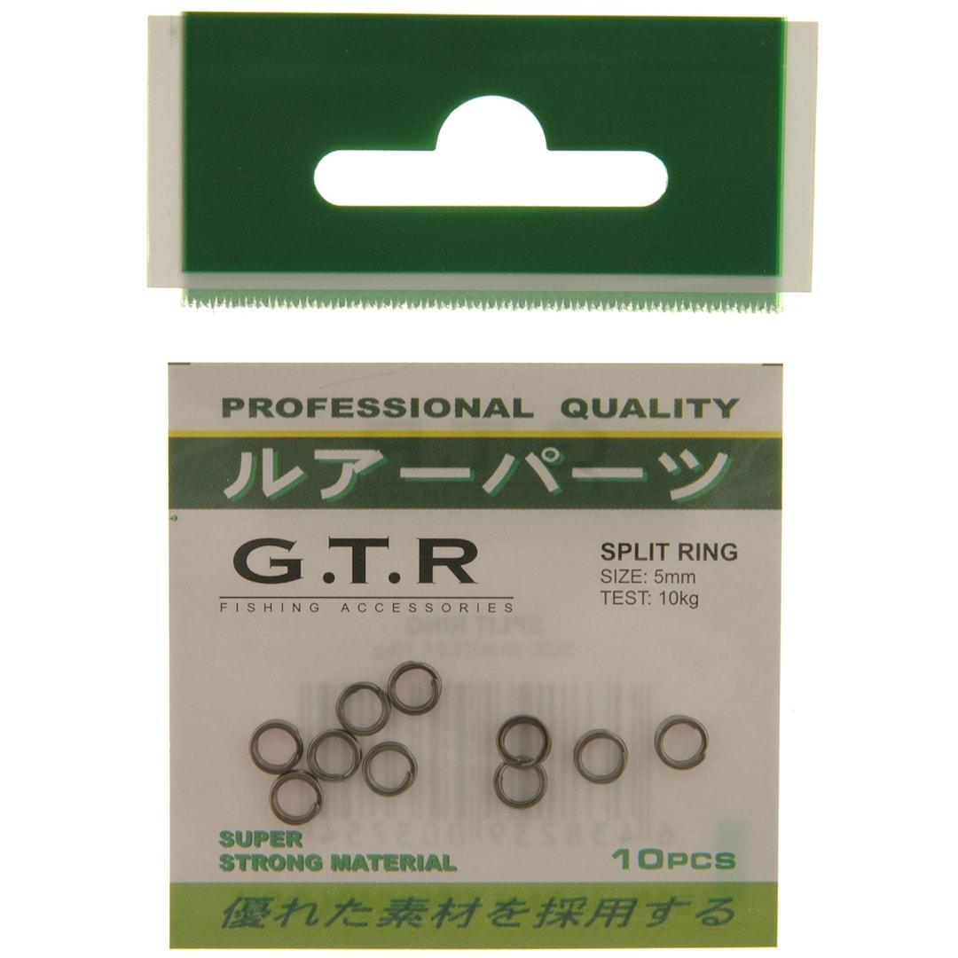 G.T.R fjäderring