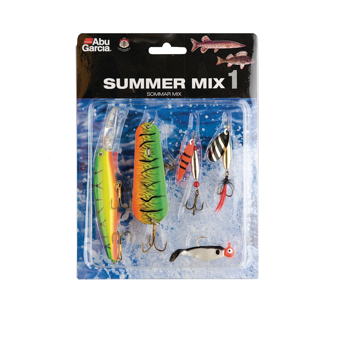Abu Garcia Summer Mix 1 betessortiment