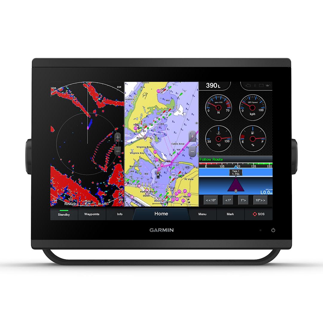 Garmin GPSMAP1223 kartplotter