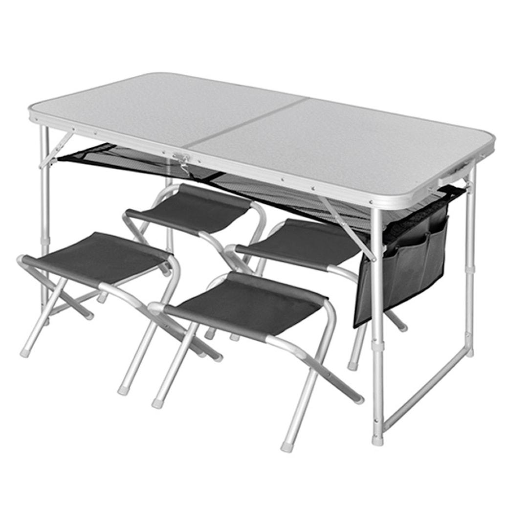 Norfin Runn hopfällbart bord och stolar