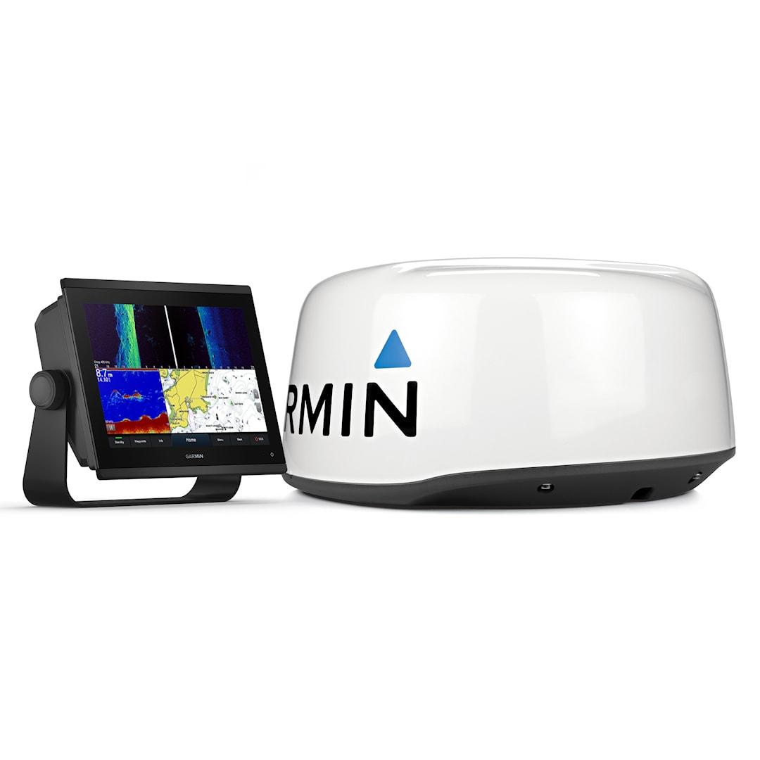 Garmin GPSMAP 1223xsv kombienhet + GMR 18 HD+ radar