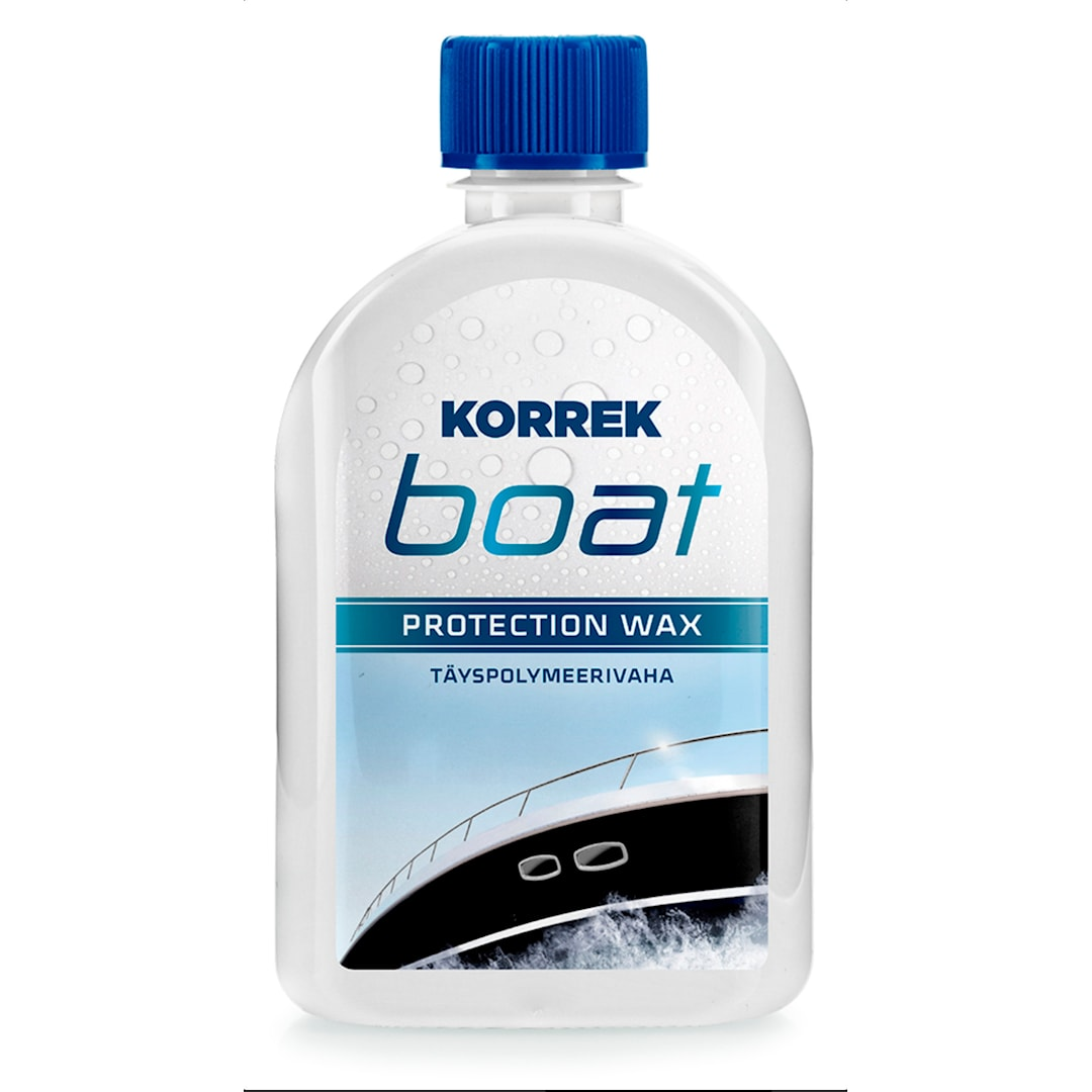 Korrek Boat Protection Wax båtvax