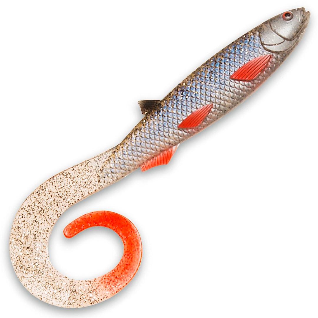 Quantum YOLO Curly Shad 21 cm fiskjigg