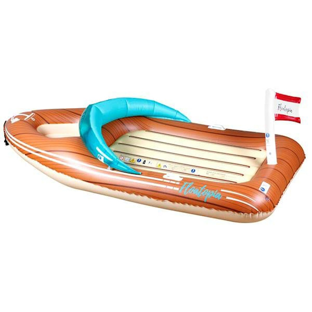 Yacht uppblåsbar gummibåt 250x120cm