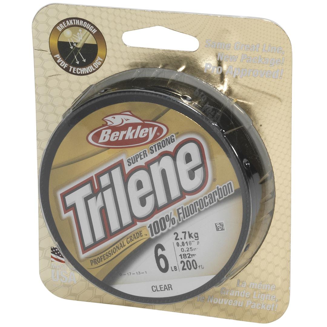Berkley Trilene 100% Fluorocarbon 50 m lina