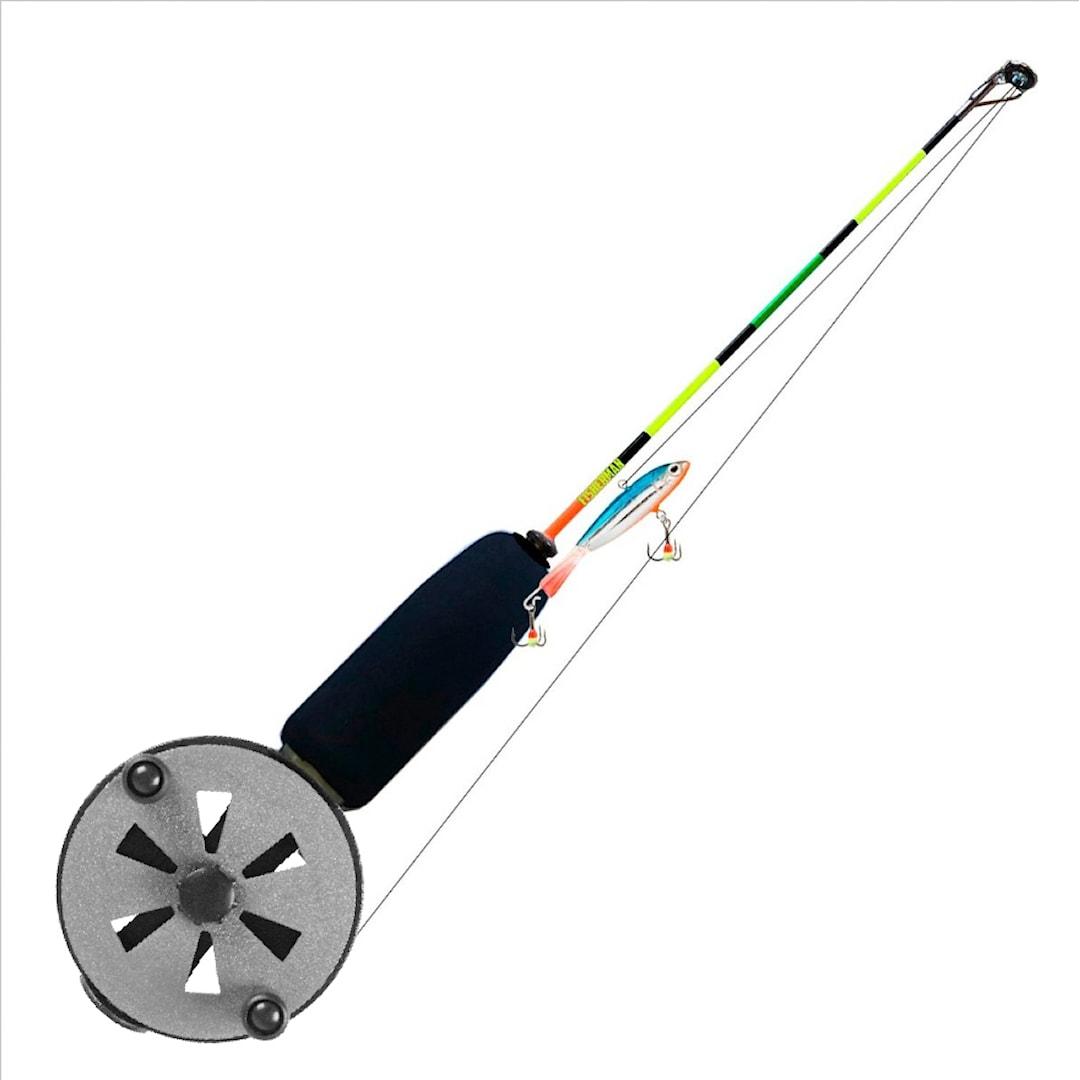 Fisherman FIR pimpelset + lätt balanspirk