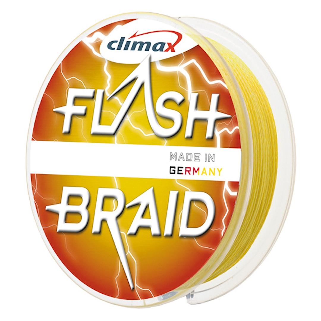 Climax Flash Braid gul 300 m flätlina