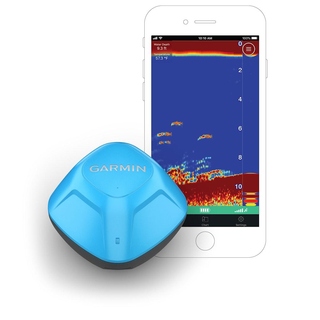 Garmin Striker Cast GPS trådlöst kastbart ekolod