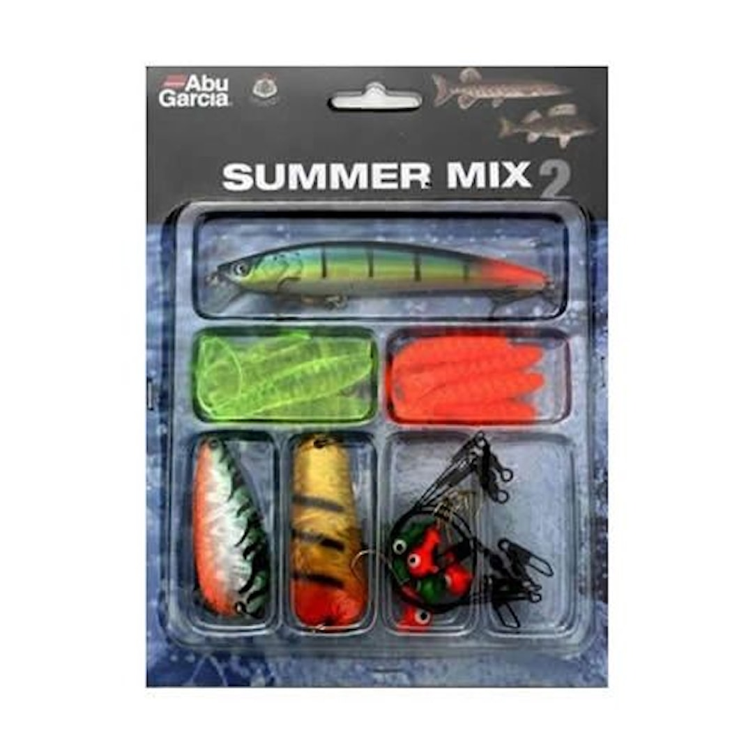 Abu Garcia Summer Mix 2 betessortiment