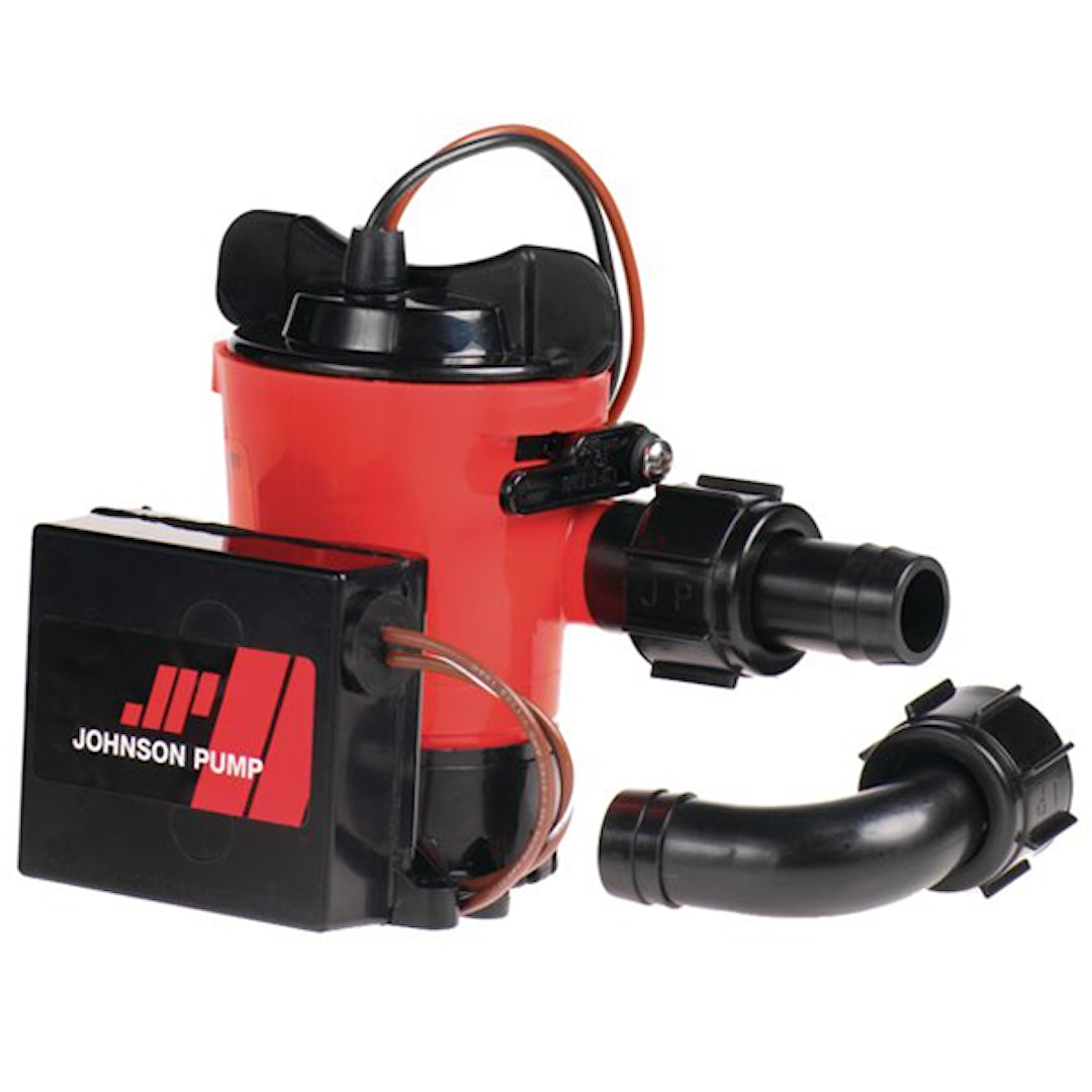 Johnson Pump L450 UC automatisk länspump