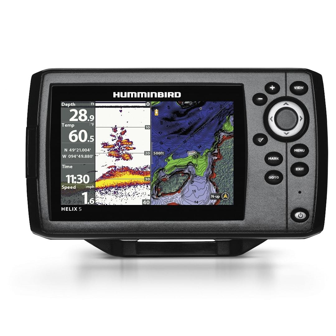Humminbird HELIX 5 CHIRP GPS G2 kombienhet