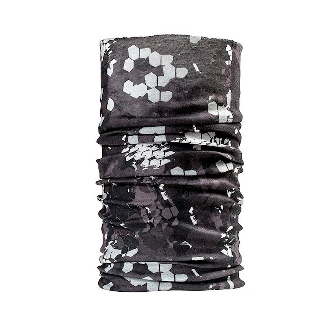 Fladen tubscarf Pixel Camo svart