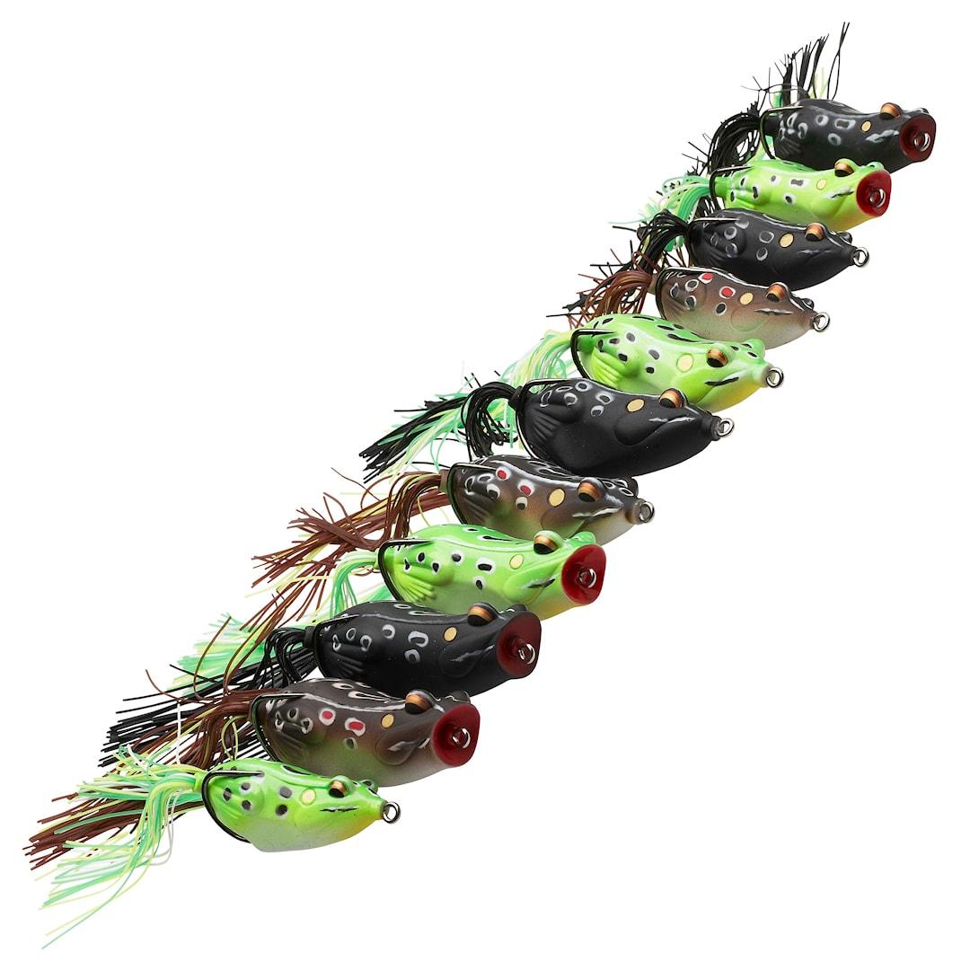 Savage Gear 3D Walk Frog 7 cm popper