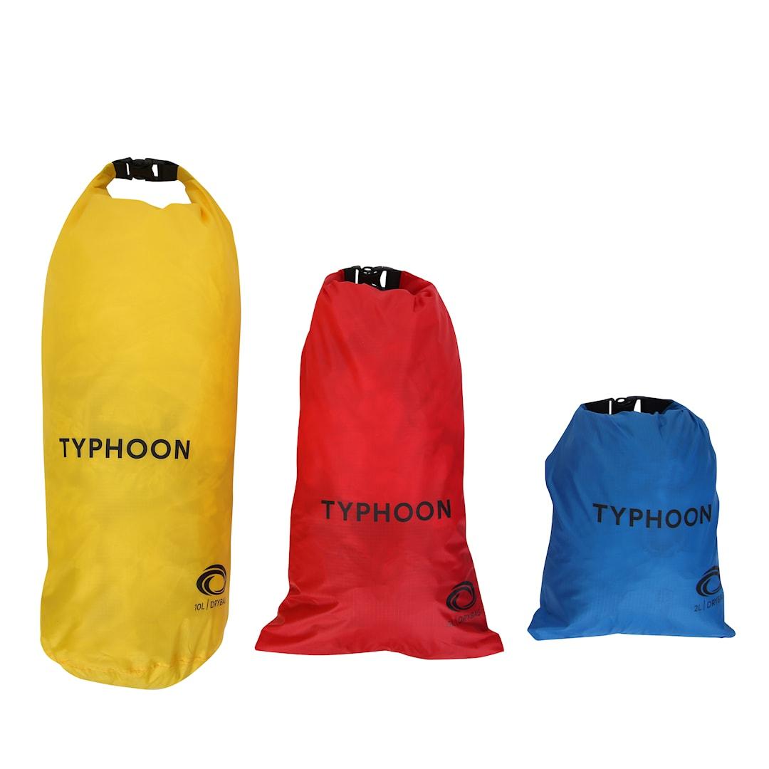 Typhoon Seaford Dry Light Sack torrsäck 3st/pkt