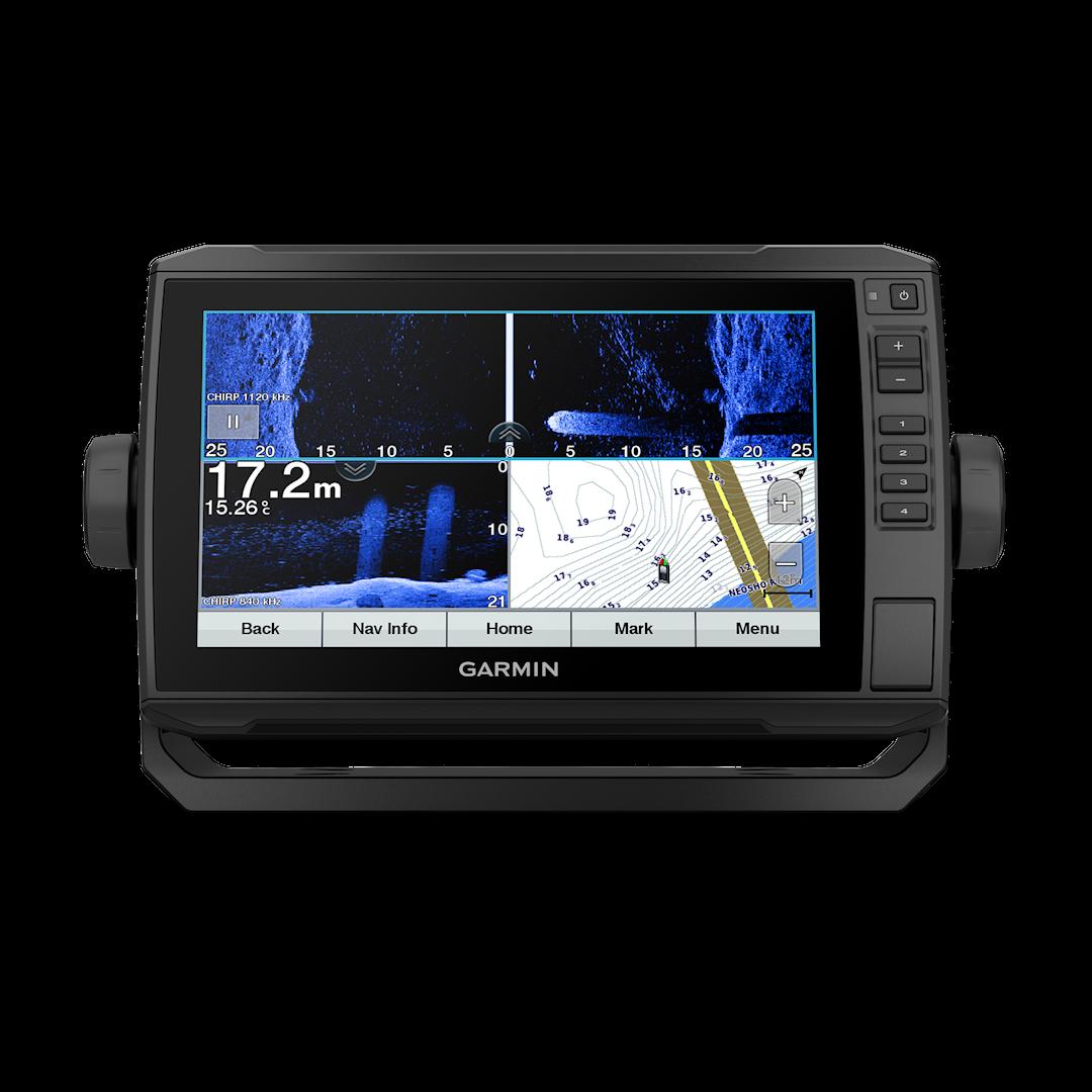 Garmin ECHOMAP 92sv UHD kombienhet med GT54UHD-TM givare