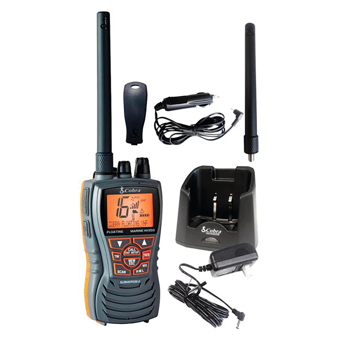 Cobra VHF Telefon MR HH350 FLT