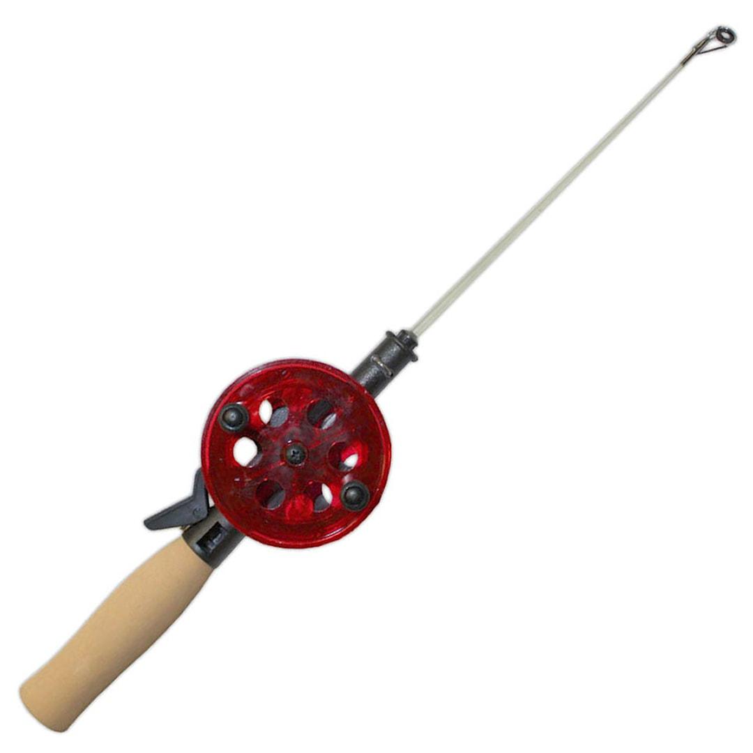 Easy Fishing 76 mm pimpelspö med nylontopp