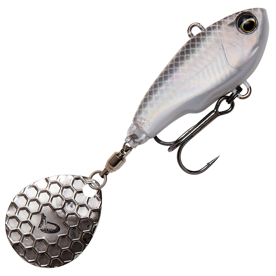 Savage Geat Fat Tail Spin 6,5 cm wobbler