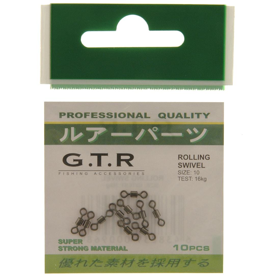 G.T.R lekande