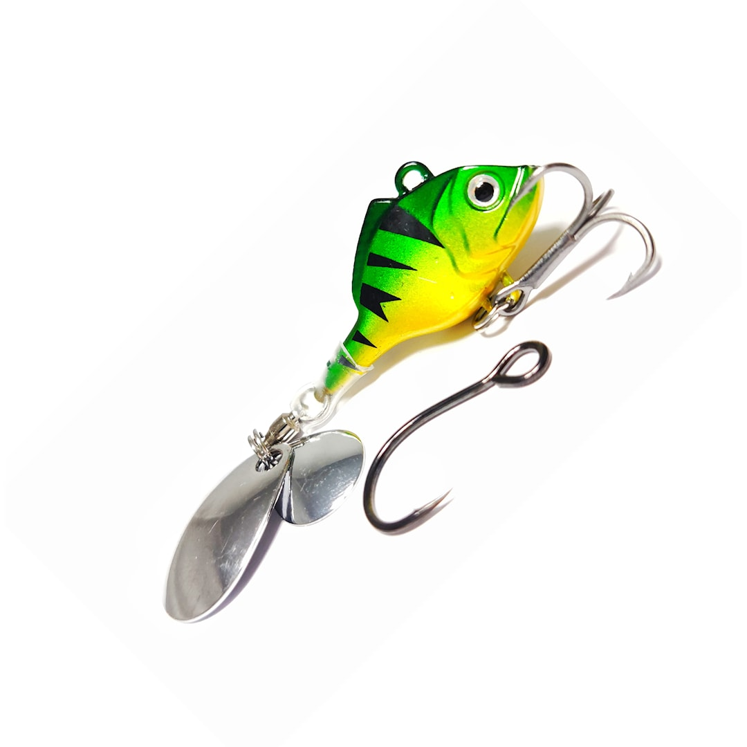 Ruthless Perch Spinner Color 02