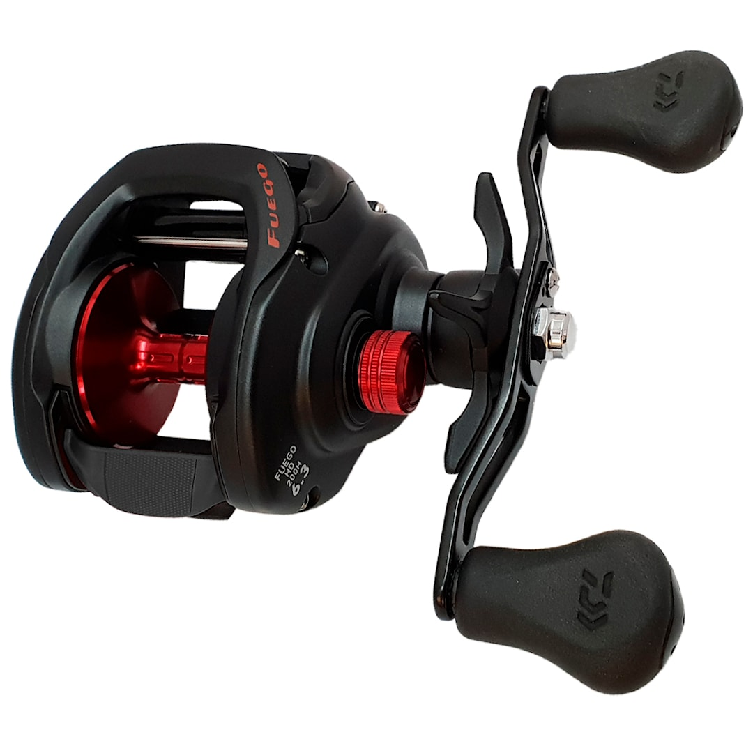 Daiwa Fuego HD 200 LTD multirulle