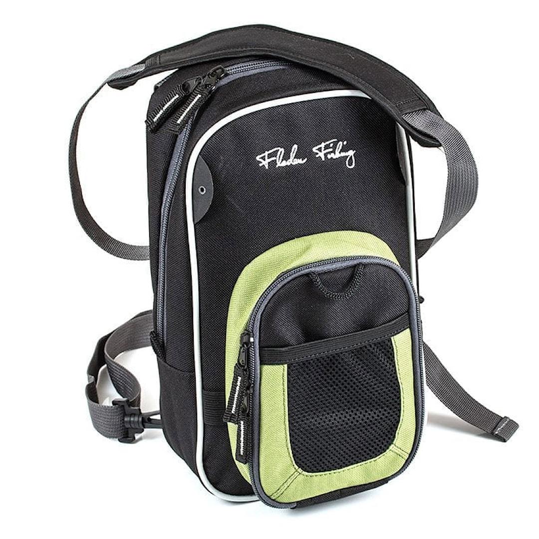 Fladen Hipster Bag fiskeväska, grön