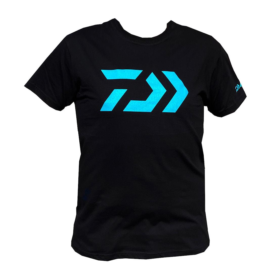 Daiwa D-VEC T-tröja, svart
