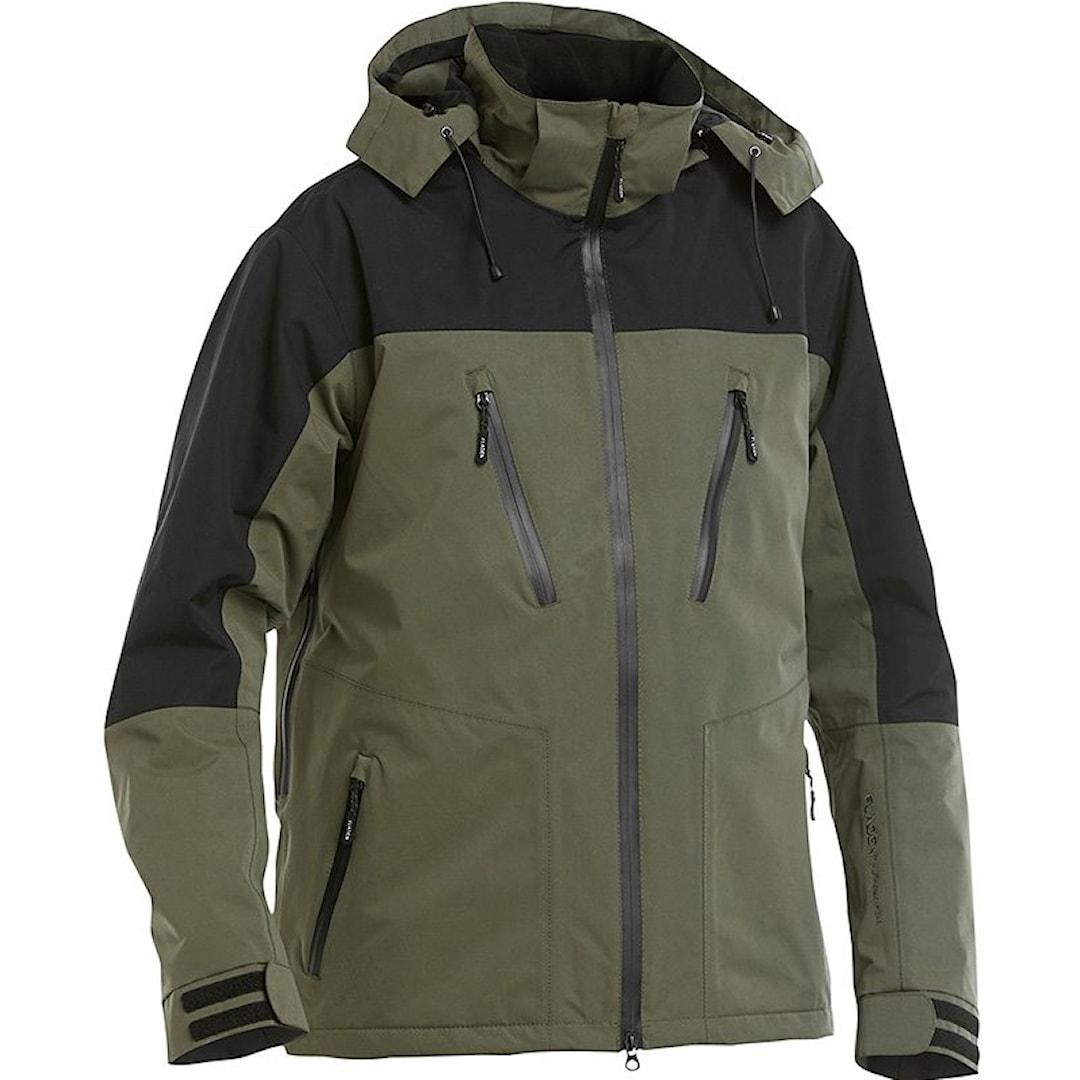 Fladen Authentic Wear 2.0 jacka grön
