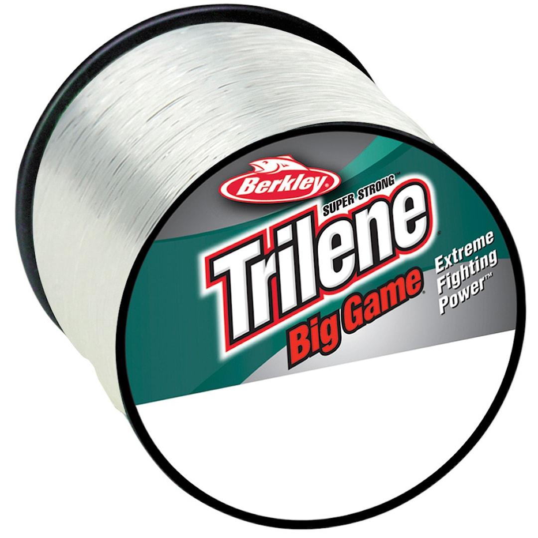 Berkley Trilene Big Game klar monofilament lina